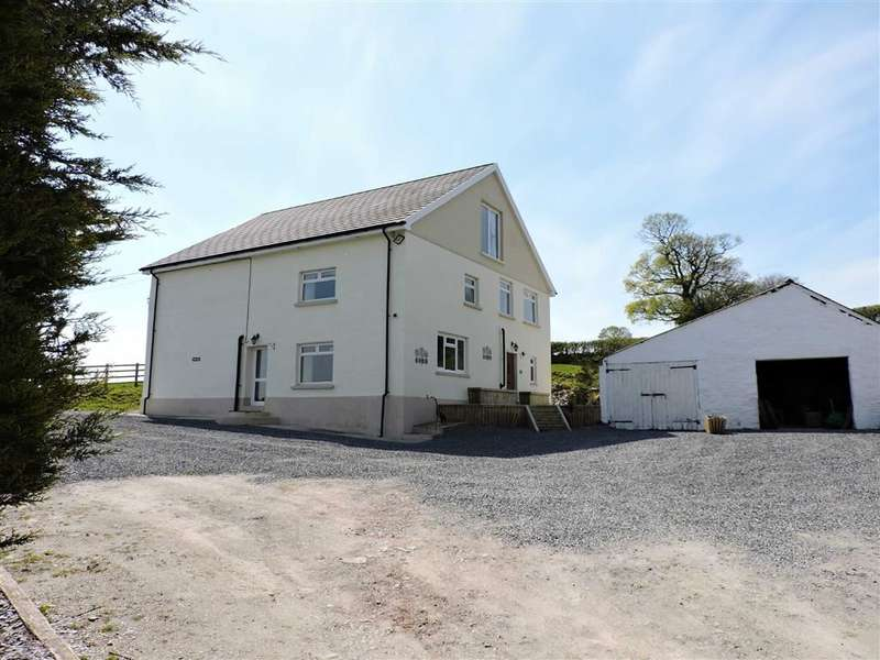 6 Bedrooms Property for sale in Bronwydd Arms, Carmarthen