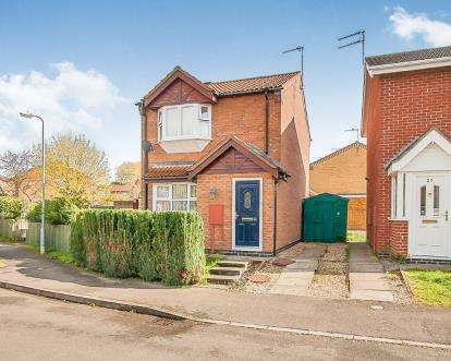 3 Bedrooms Detached House for sale in Shamfields Road, Spilsby, Lincolnshire, England