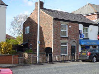 2 Bedrooms Semi Detached House for sale in Park Lane, Macclesfield, Cheshire