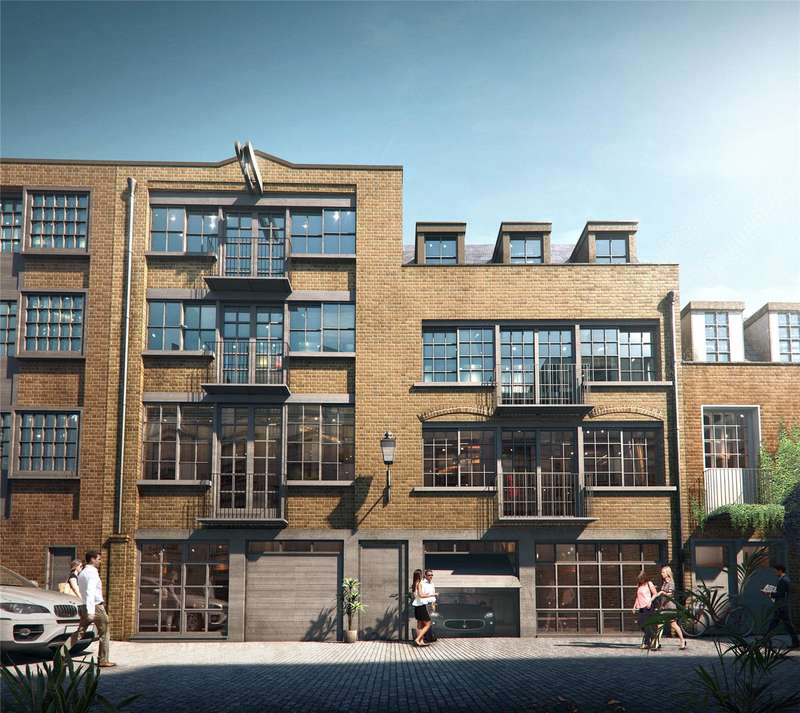 2 Bedrooms Flat for sale in Bourlet Close, London, W1W