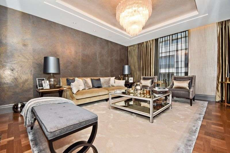 3 Bedrooms Flat for sale in 3 Bedroom Penthouse, Ebury Square, Belgravia, Westminster SW1