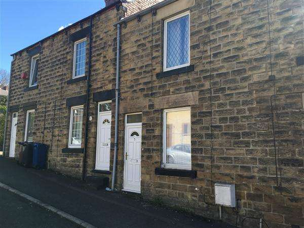 2 Bedrooms Terraced House for sale in Heptinstall Street, Barnsley