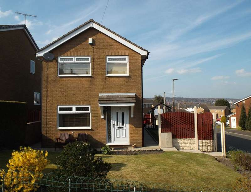 3 Bedrooms Detached House for sale in Full View, Livesey, Blackburn, BB2