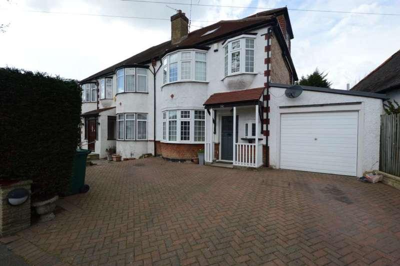 4 Bedrooms Semi Detached House for sale in Myddelton Park, London