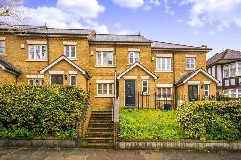 3 Bedrooms House for sale in Lordship Lane, East Dulwich, SE22
