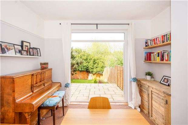 3 Bedrooms Terraced House for sale in Everest Road, BRISTOL, BS16 2BX