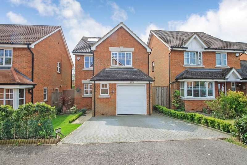 4 Bedrooms Detached House for sale in Rushendon Furlong, Pitstone