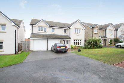 5 Bedrooms Detached House for sale in Collinswell Drive, Burntisland