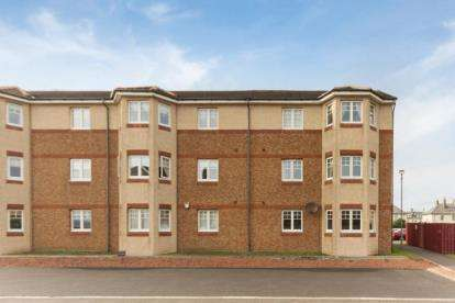2 Bedrooms Flat for sale in Wood Court, Troon