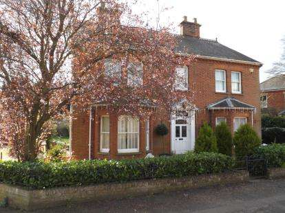 4 Bedrooms Detached House for sale in Stoke Ferry, Kings Lynn, Norfolk