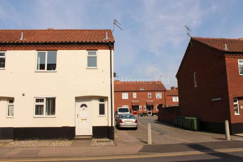 3 Bedrooms House for sale in St Johns Court, Swaffham PE37 7DB