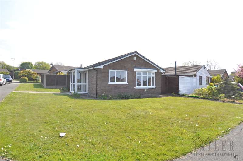 2 Bedrooms Detached Bungalow for sale in Days Meadow, Greasby, Wirral
