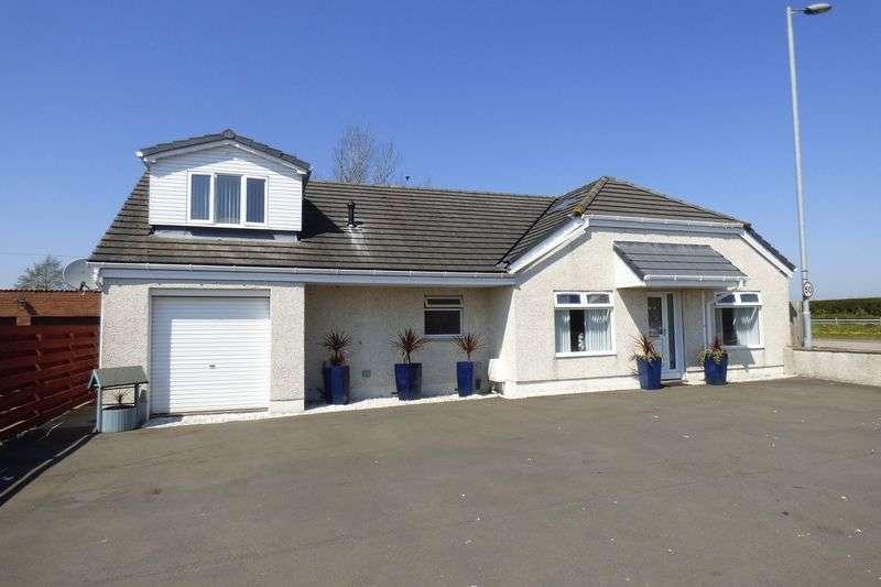 6 Bedrooms Detached House for sale in Wildman Road, Carluke