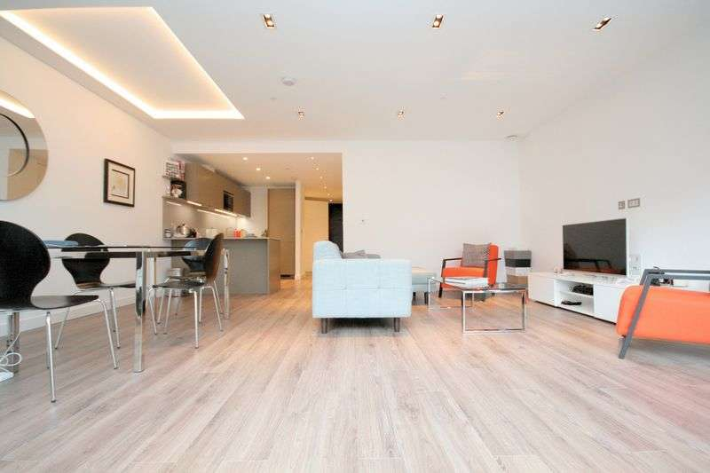 1 Bedroom Flat for sale in Stunning 700+ sqft 1 bed in brand new development Goodman Fields, E1, 995,000!