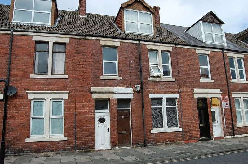 2 Bedrooms Flat for sale in ** CLOSE TO METRO ** High Street East, Wallsend