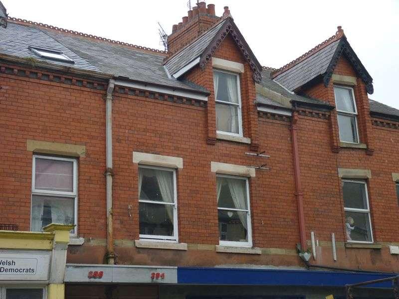 3 Bedrooms Flat for sale in Abergele Road, Colwyn Bay