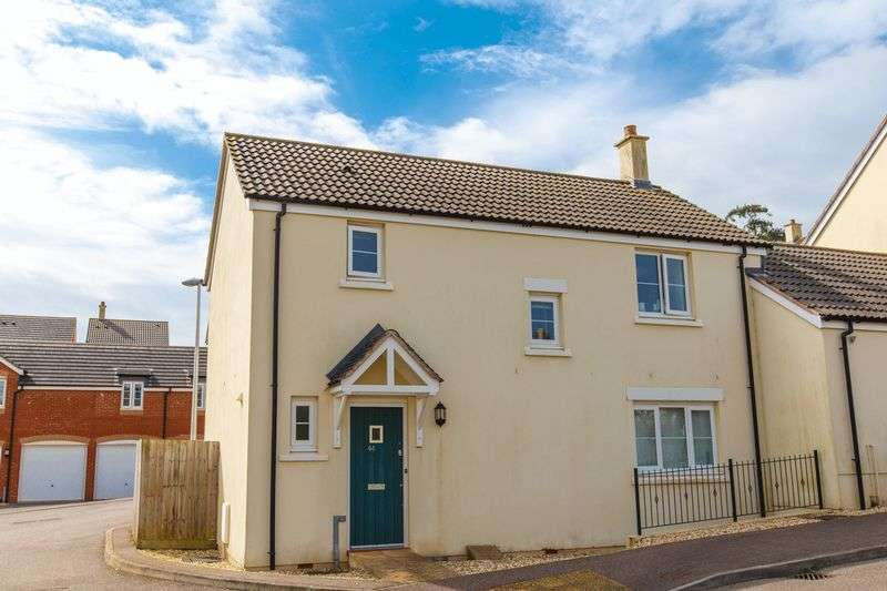 3 Bedrooms Detached House for sale in Saxon Close, Crediton