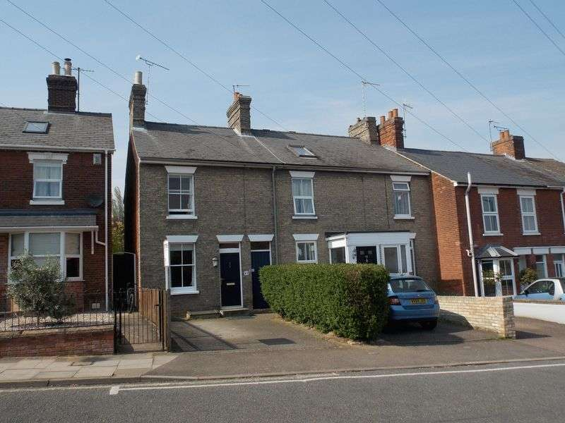 2 Bedrooms Terraced House for sale in Springfield Road, Bury St. Edmunds