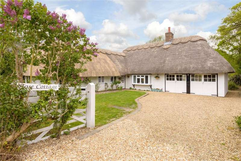 4 Bedrooms Detached House for sale in Chichester Road, West Wittering, Chichester, West Sussex, PO20