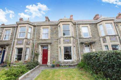 4 Bedrooms Terraced House for sale in Liskeard, Cornwall, United Kingdom