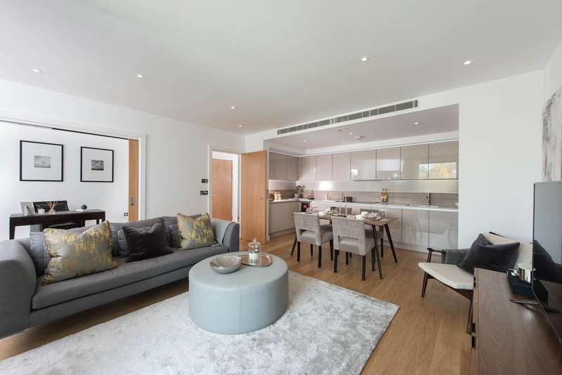 2 Bedrooms Flat for sale in Holland Park Avenue, Holland Park, W11