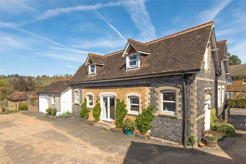 5 Bedrooms Detached House for sale in Swanworth Lane, Mickleham, Dorking, Surrey, RH5