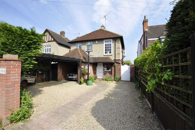 4 Bedrooms Detached House for sale in Chelmerton Avenue, Chelmsford