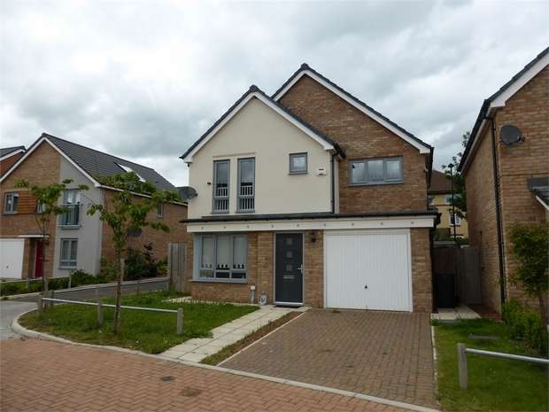 3 Bedrooms Detached House for sale in Winshields Way, Newcastle upon Tyne, Tyne and Wear