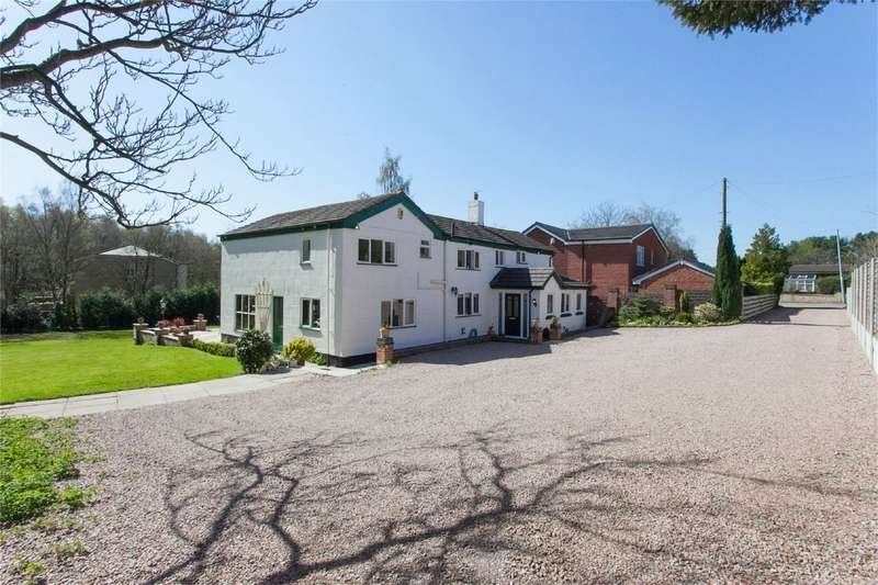 5 Bedrooms Detached House for sale in Green Lane, Leigh, Lancashire