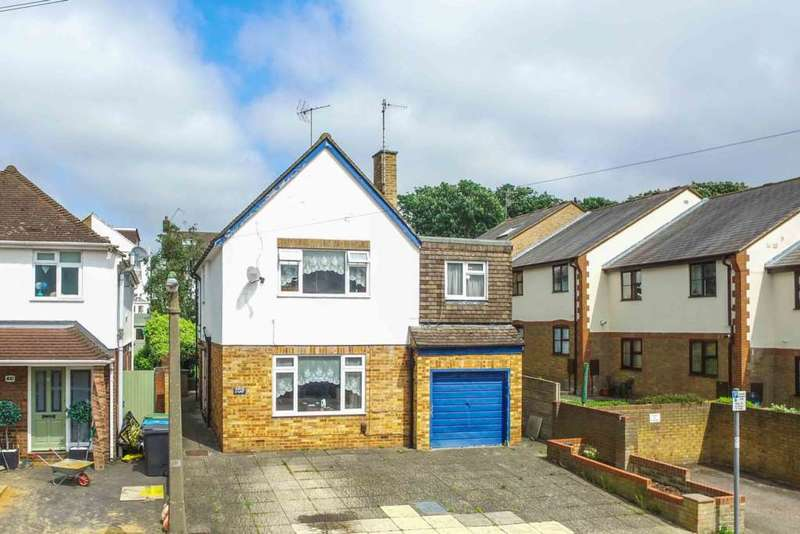 4 Bedrooms Detached House for sale in Kingsland Road, Hemel Hempstead