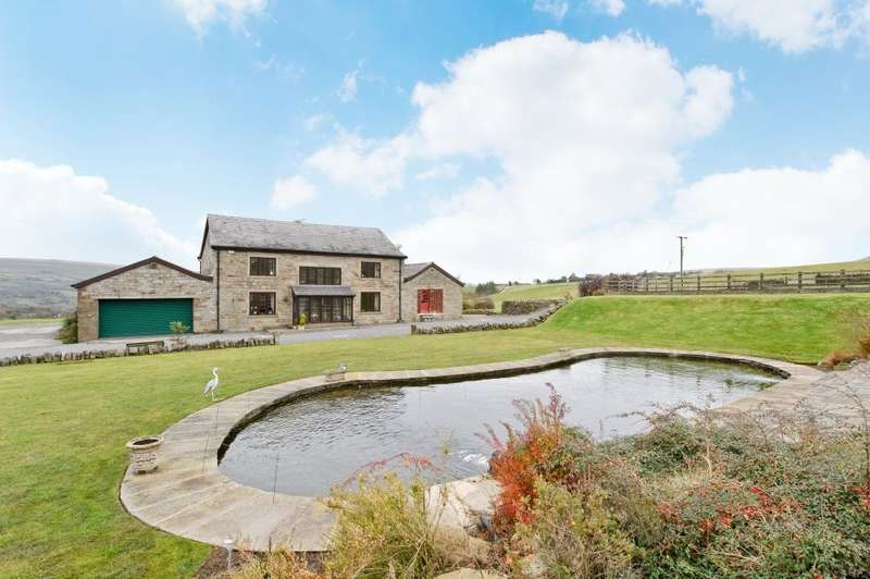 4 Bedrooms Detached House for sale in Bamford Road, Ramsbottom, Bury, Lancashire