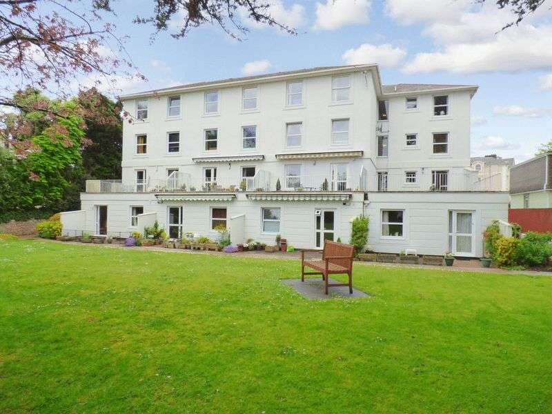 1 Bedroom Retirement Property for sale in Glenside Court, Torquay, TQ1 2RJ