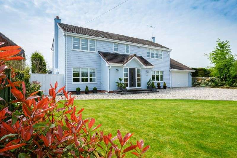 4 Bedrooms Detached House for sale in Rose Bank, 50 Horsebrook Lane, Brewood