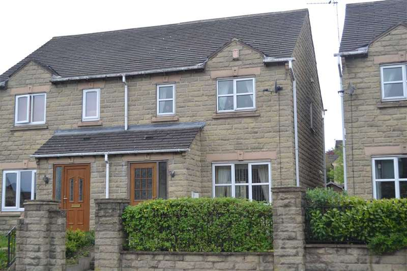 3 Bedrooms Semi Detached House for sale in Station Road, Clayton, Bradford