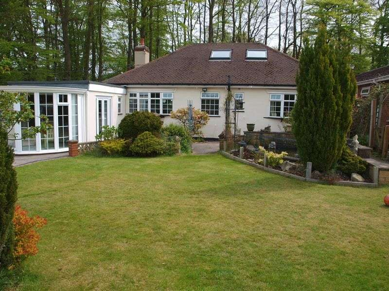 3 Bedrooms Detached Bungalow for sale in Marbury Road, Anderton, CW9 6AP