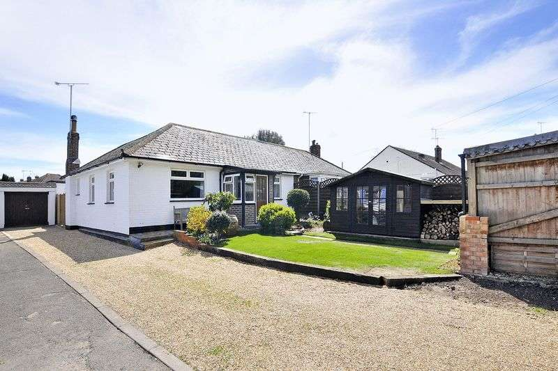 3 Bedrooms Bungalow for sale in Mill Lane, Rustington