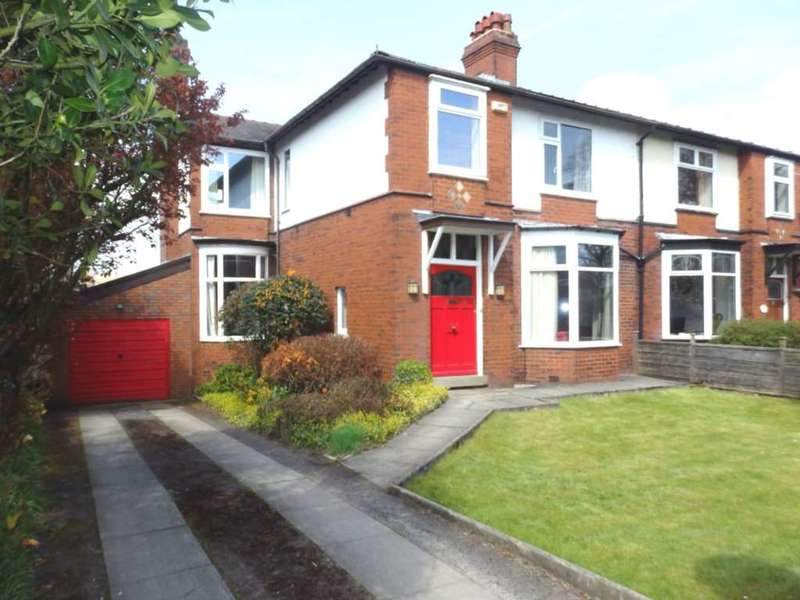4 Bedrooms Semi Detached House for sale in Markland Hill Lane, Heaton
