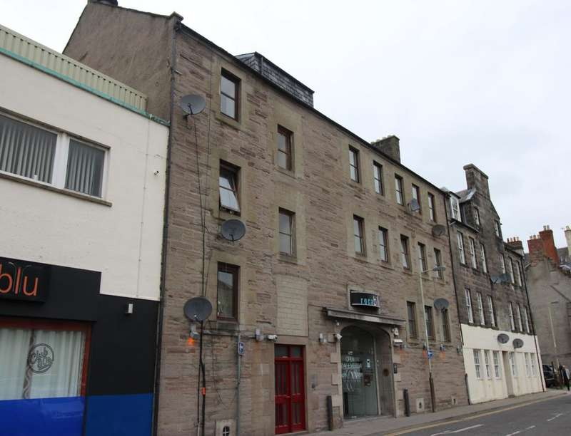 2 Bedrooms Flat for sale in Speygate, Perth, PH2