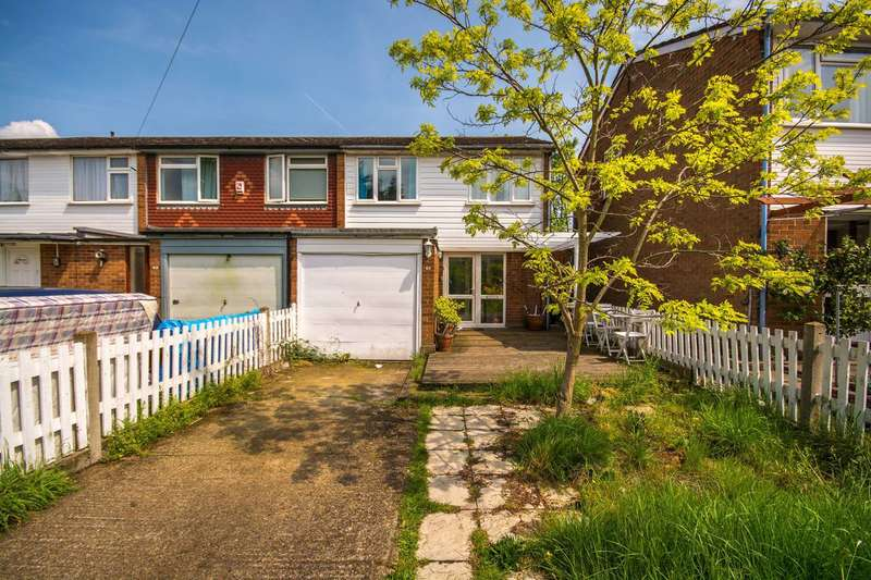 3 Bedrooms House for sale in Willow Wood Crescent, Selhurst, SE25