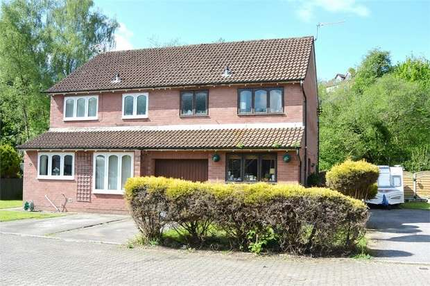3 Bedrooms Semi Detached House for sale in The Brades, Caerleon, NEWPORT