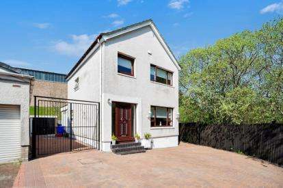 3 Bedrooms Detached House for sale in Hailes Avenue, Mount Vernon, Glasgow