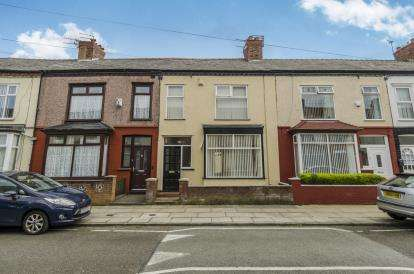 3 Bedrooms Terraced House for sale in Montrose Road, Liverpool, Merseyside, ...., L13