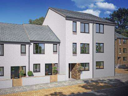 1 Bedroom Town House for sale in Foundry Road, Dolcoath, Camborne, Cornwall