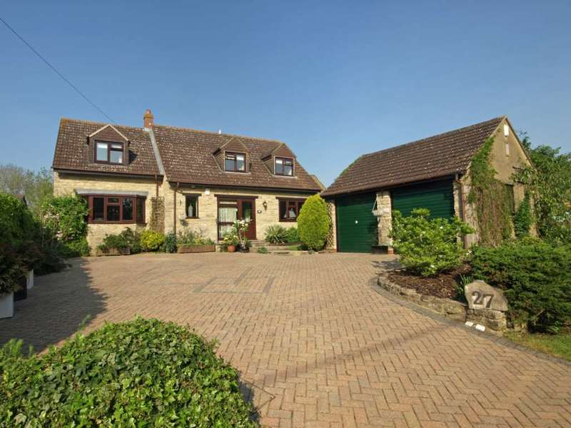 4 Bedrooms Detached House for sale in Mill Lane, Arncott