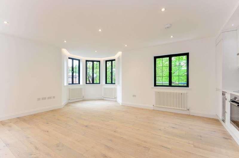 2 Bedrooms Flat for sale in Elers Road, Walpole Park, W13