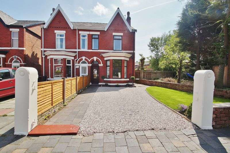 3 Bedrooms Semi Detached House for sale in Beacham Road Southport