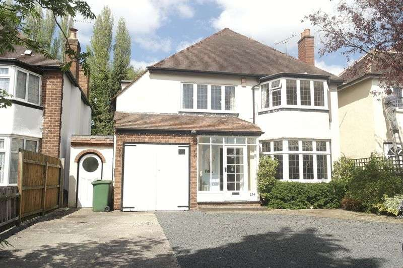 4 Bedrooms Detached House for sale in Broadway North, Walsall