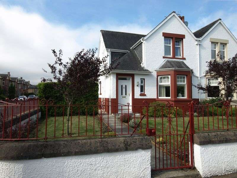 3 Bedrooms Semi Detached House for sale in Randolph Terrace, Stirling - 3 Bedroom Semi Detached house
