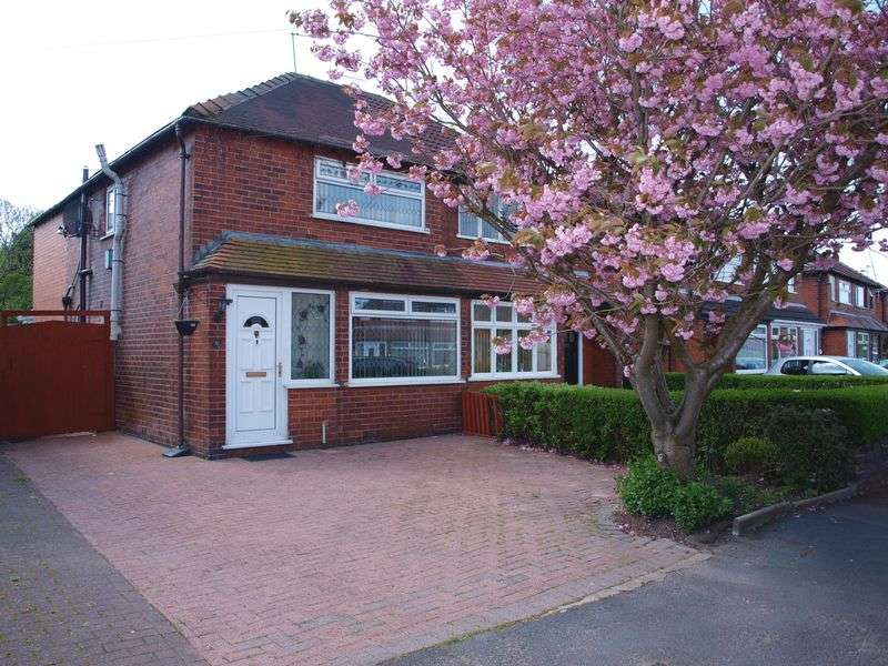 3 Bedrooms Semi Detached House for sale in Princess Road, Firgrove, OL16 4BA