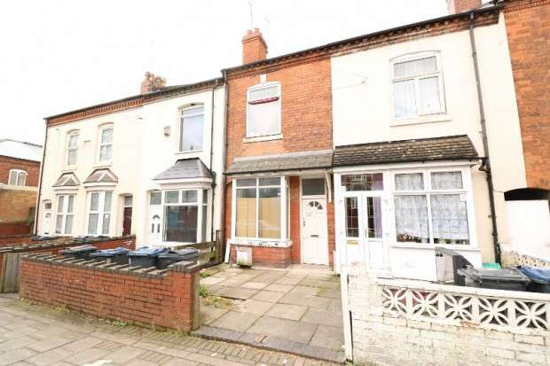 3 Bedrooms Terraced House for sale in Junction Road, Handsworth, B21